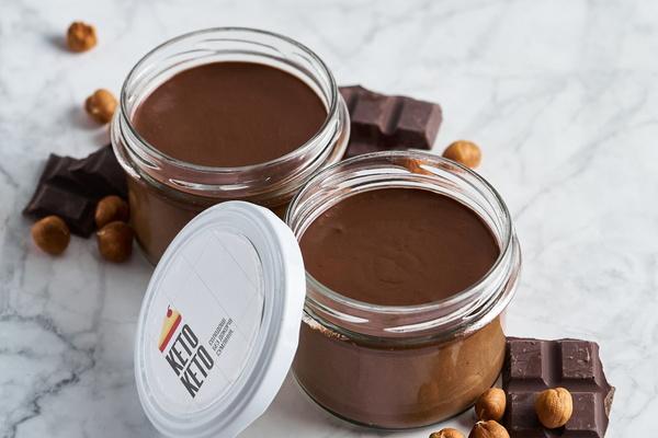 Шоколадная паннакотта