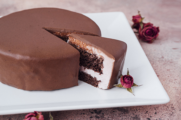 Мини кето-торт Валенсия