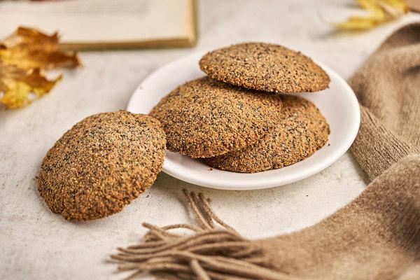 Кето-печиво з маком