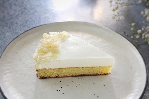 Миндальный кето-торт безлактозный