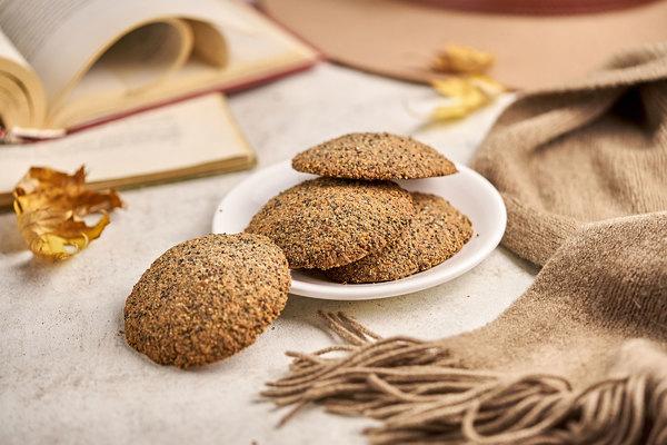 Низкоуглеводное кето-печенье из миндальной муки