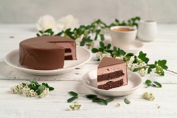 Кето-торт Валенсія